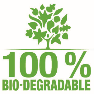 logo bio-dégradable